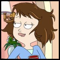 Tammy (Rick y Morty) - Leisha Medina
