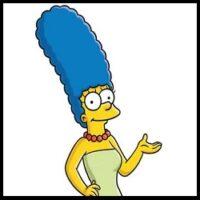 Marge Simpson (Nancy Mckenzie)