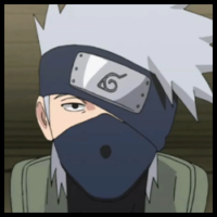 Kakashi Hatake - Naruto (Alfonso Obregón)