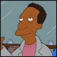 Carl Carlson -  Los Simpsons (Alejandro Mayén)
