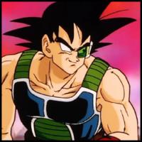 Bardock - Dragon Ball (Mario Castañeda)