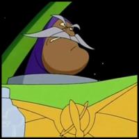 Comandante Nébula - Buzz Lightyear Comando Estelar (Bernardo Ezeta)