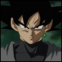Goku Black - Dragon Ball (Mario Castañeda)