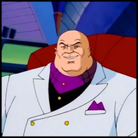 Kingpin - Spiderman Serie Animada (Marcos Patiño)