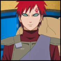 Gaara - Naruto (Lalo Garza)