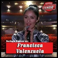Francisca Valenzuela (Barbara Aguirre)