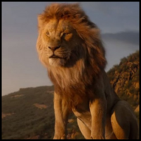 Mufasa - Rey Leon Live Action (Sebastian Llapur)
