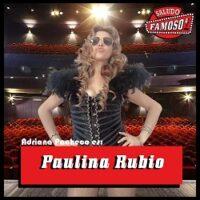 Paulina Rubio (Adriana Pacheco)