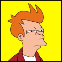 Philip J. Fry (2 voz) - Futurama (Edson Matus)